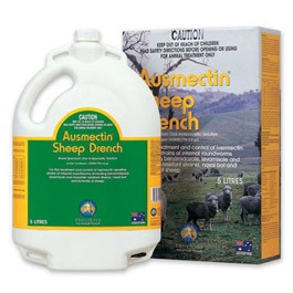 AUSMECTIN SHEEP DRENCH 5L