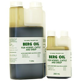 BERG OIL 250ML