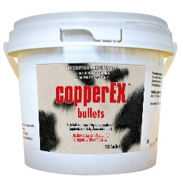 COPPEREX BULLETS 120'S