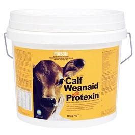 CALF WEANAID W/PROTEXIN 10KG
