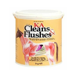 K.A CLEANS&FLUSHES 500G
