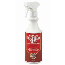 LEATHER NEW 500 ml