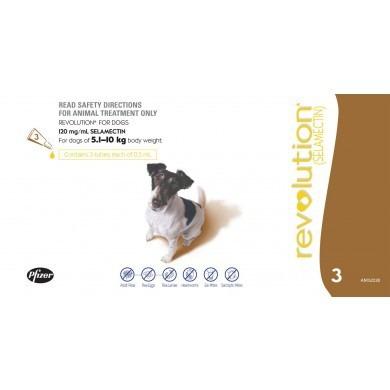 Revolution Dog 5.1 – 10 kg (Brown)