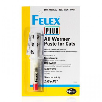 Felex Plus Paste Professional 50 x 2.56g