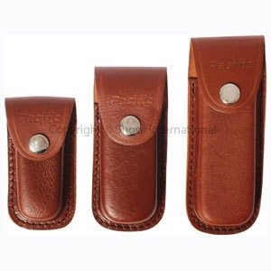 Knife Pouch Pacific Leather Brown Small