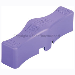 Hansen Ball Valve Handle Lilac 40mm