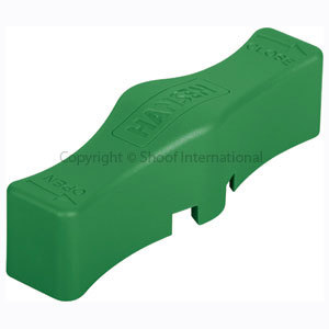 Hansen Ball Valve Handle Green 32mm