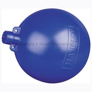 Hansen Super-Flo Ball Float 115mm (Blue)