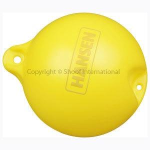 Hansen Max-Flo Ball Float Hi-Vis 100mm