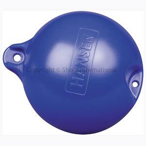 Hansen Max-Flo Ball Float Blue 100mm