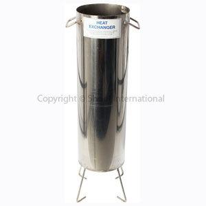 Milk Warmer Heat Exchanger