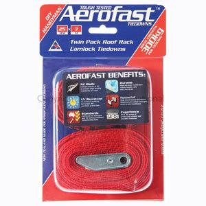Tiedown Aerofast Roofrack 3mx25mm 2pk