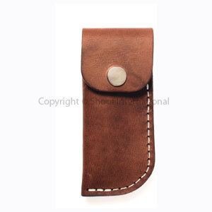 Knife Pouch Leather 11cm