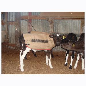 Calf Cover Farmhand Jute 68cm (to 60kg)