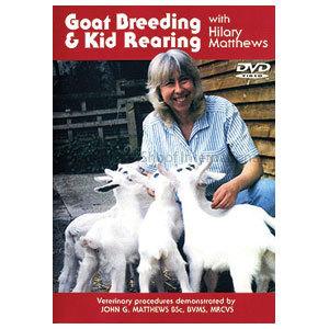 DVD Goat Breeding & Kid Rearing
