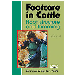 DVD Footcare In Cattle