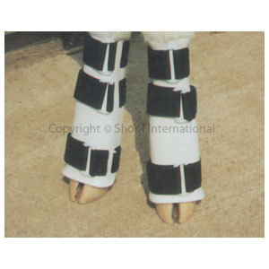 Leg Splint Ozland Calf Pair