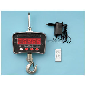 Scale Hanging digital kamer 1000kg