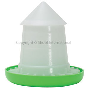 Poultry Feeder Crown Susp 3kg w Cover