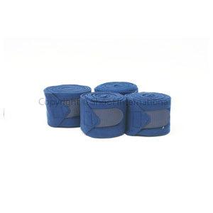 Bandage Fleece 10cm 4-pack Blue