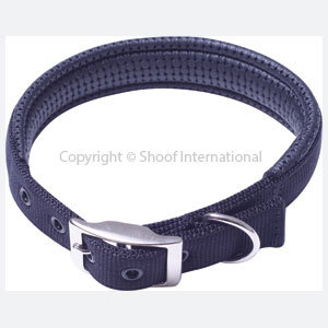 Dog Collar Padded size 4 (65cm x 25mm)