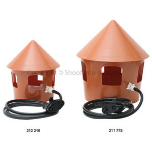 Poultry Drinker Crown Round Auto-fill 19