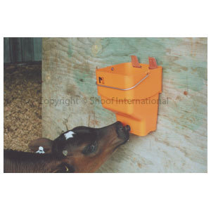 Calf Feeder M1 Wall-Mnt cpt w bkt NZ/Aus