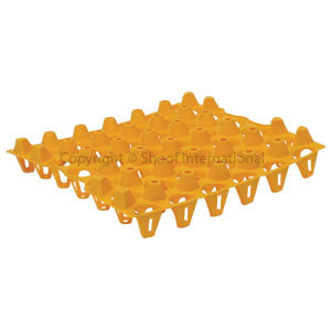 Egg Tray Crown Plastic 30-places ea 145