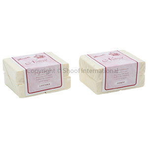 Henrietta Bath Soap Jasmine 4-pack