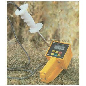 Thermometer & Moisture Meter Hay