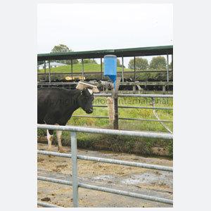 Cattle Brush & Oiler Dispenser cpt