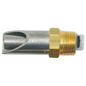 Water Nipple Fattener Comb. 15mm