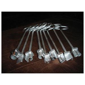 Branding Iron Stainless Set 0-9 38mm (I)