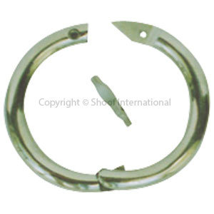 Bull Ring Stainless Hayes Medium