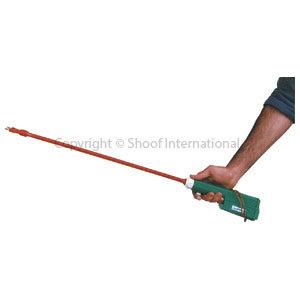 Prodder Hot-Shot Green 34cm Shaft cpt