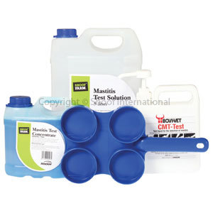 Mastitis Test Concentrate Kit