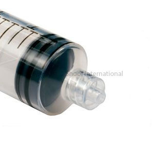 Syringe BD 30ml L/Lock each