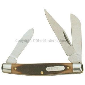 Knife Old Timer Middleman Stockman 8.5cm