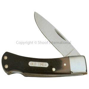 Knife Old Timer Bearhead 7.5cm