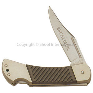 Knife Excalibur Tracker 350 9cm