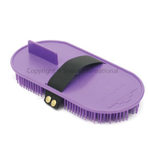 Grooming Brush Plastic model 2