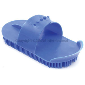 Grooming Brush Plastic model 1