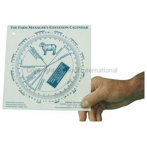 Gestation Calendar Ewe