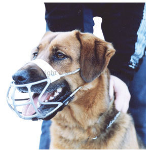 Dog Muzzle Industrial Small