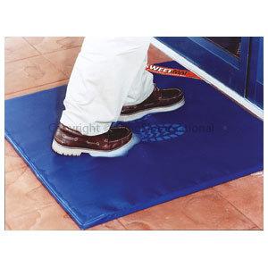 Disinfection Mat 85cm x 85cm blue