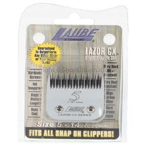 Clipper Blade Laube size 5