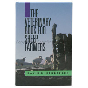 Book The Veterinary Book for Sheep Farme