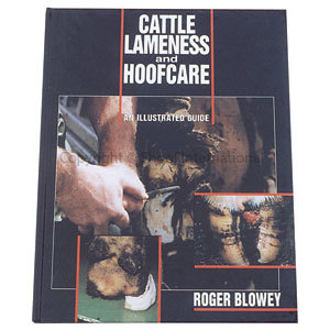 Book Cattle Lameness and Hoofcare