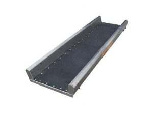 SG05805 weighing platform rubber lined