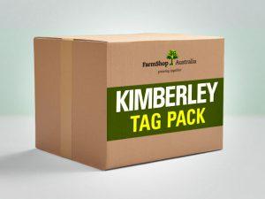 Kimberley Tag Pack